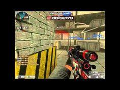 VJ Troll's game video: 노줌조아 23회 영상 노줌+줌플레이 No Zoom Sniper 23th Video HD