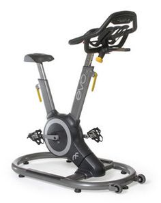 Evo IX Fitness Indoor Bike with Sway Frame and Orb Gear - Spice up your cardio routine with the Evo IX Fitness Indoor Bike with Sway Frame and Orb Gear . With a modern, new look for indoor cycles, the EVO IX. Bike Equipment, Cardio Equipment, Fitness Equipment, Indoor Cycling Bike, Cycling Bikes, Fun Workouts, At Home Workouts, Best Exercise Bike, Bike Trainer