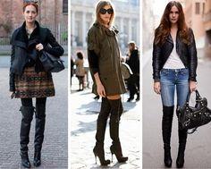 Tendências de sapatos para o Outono Inverno 2015 - umComo