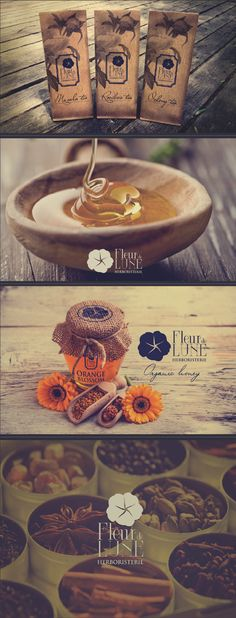 Really enjoy the combinations of typography and the frame element in the first image.  Ignoring flower for my purposes.