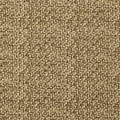 Wicker Beige and Gold Small Scale Denim Upholstery Fabric