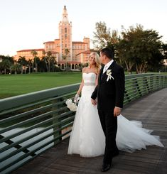 Timeless Biltmore Hotel wedding.