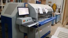 LISTING C3392TS - Giben WIBJ-5 point to point through-feed boring machine.  For complete details and additional pictures, please visit out website: http://www.contactswwmachinery.com/info.asp?id=3392&keyword=Giben-WIBJ-5-2014