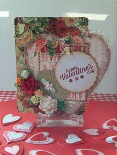 Kathy's Bingo Banner Valentine Ideas, Love Valentines, Bingo Cards, Banners, Card Making, Frame, Happy, Decor, Picture Frame
