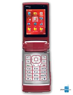 Nokia N76 Photos