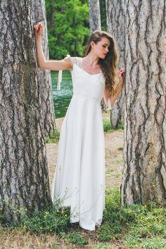 Les robes de mariée d'Adeline Bauwin - Collection 2016 | Modèle: La Séduisante | Crédits: Cécile B.Photographies | Donne-moi ta main - Blog mariage