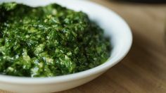 we love Chimichurri and quinoa so this is perfect.
