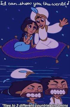 Aladdin and Jasmine                                                                                                                                                      More
