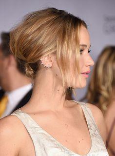 Jennifer Lawrence Steals the Spotlight at the Mockingjay Premiere