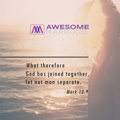 It took God's sovereignty to bring the husband and wife together.