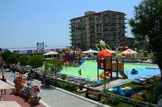 Wonderland - aqua park for kids