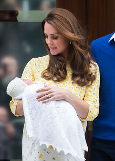 Kate and baby