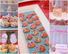 Rainbow Sprinkles 10th Birthday Party