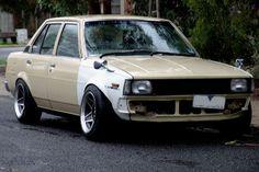 1980 Toyota Corolla KE70