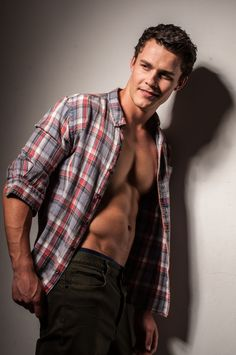 Home and Away actor Andrew James Morley