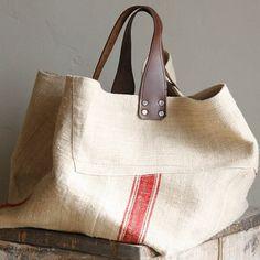 Cristina #bag #canvas #leather 340.00 €