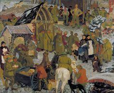 14 Snowy Scenes by First World War Artists World War One, First World, Ww1 Art, France Art, Snow Art, Italy Art, Sketches Tutorial, Roman Art, Mountain Art