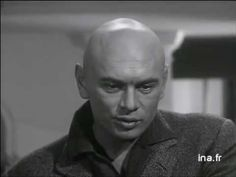 Yul Brynner parle de sa carrière (by MissAndressaBitelle) (Interview in French from 1959 - quite a good one if you can understand it.)