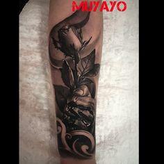 #muyayotattoo #davidmuyayo #tatuadoresespañoles #tattoos #tatuaje