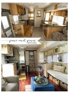 Rv Redo, Remodel Caravane, Camper Makeover, Camper Renovation, Camper Interior, Rv Interior Remodel, Interior Design, Interior Paint, Rv Campers
