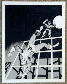 After Wally Wood left Marvel in 1965 after redesigning Daredevil's costume and making the title a resounding success, he of course joined Tower Comics where he then made The T.H.U.N.D.E.R. Agents a smash hit title as well. As the urban legend goes, both Marvel & Tower were in discussions to team-up Wally Wood's master creations of Daredevil & Dynamo for the 1st dual comic book company partnership title. Since it was Wally Wood's legendary talent that revolutionized Daredevil and created the…