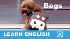Angol szókincs - Táskák