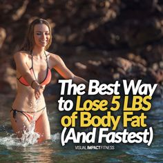The Best Way to Lose 5 LBS of Body Fat (And Fastest) - Is weight loss simple a m. - health and fitness - Fat Loss Burn Belly Fat, Lose Belly, Flat Belly, Flat Stomach, Best Weight Loss, Weight Loss Tips, Losing Weight, Build Muscle Mass, Dieta Paleo