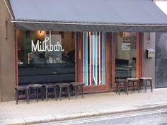 Milk Bar, Soho, London