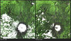 13 Derretimiento de hielo- Ecuador