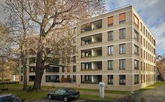 Dresdner Fassadeneffizienz - Mehrfamilienhaus von rohdecan