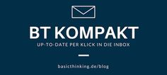 BT kompakt (KW44): Facebook, Freelancer, Robert Basic