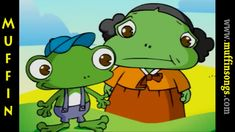 Muffin Stories - The Green Frog that didn't Listen | Children's Tales, S...