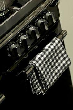 je zult maar zo'n sfeervol apparaat in je keuken hebben staan.