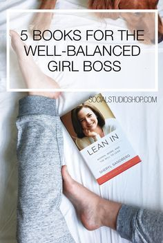 On our list of must-read books for a well-rounded girl boss.