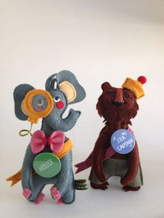 If you would like to order a miniature animal handmade in TheBigForest, thebear@thebigforest.co.uk