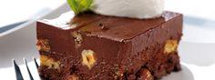 Chocolate & Tia Maria Fridge Cake - Bake-free and with the addition of some Tia Maria.