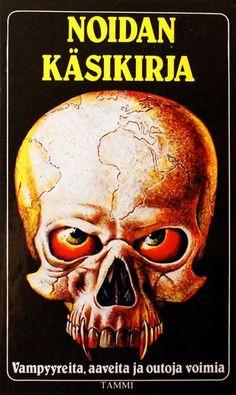 Julkaistu 1983 (kauhu, nuorten tietokirja)