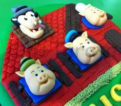Cake Decorating Classes El Paso Tx : MC modeling Pinocchio, Jiminy Cricket-gumpaste (fondant ...