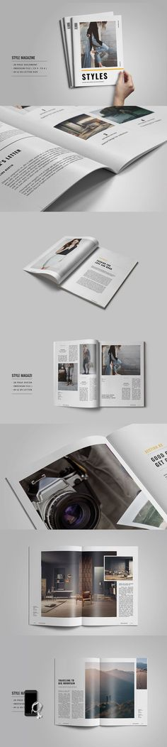 Free Style Magazine Download Beautiful and most popular magazine free download. Presenting your stylist paragraph by this modern magazine. just click and download free  #best #magazine #BROCHURE #Bundle #catalog #design #FASHIONfree #font #GEOMETRY #grafikriver #font #HIPSTER #MAGAZINE #LOOK #BOOK #MODERN #open #popular #PORTFOLIO #STYLEStemplate
