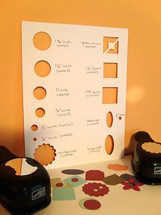 Stampin Up Punches | Throwing a Few Punches - Mary Fish, Stampin' Pretty. The Art of Simple ...