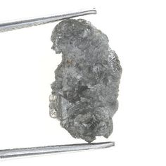 Earth Mined Rough Natural Diamond  Gray Color 1.64 Ct.