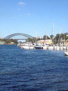 Beautiful Mort Bay, Balmain, Sydney J❤️M