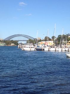 Beautiful Mort Bay, Balmain, Sydney J❤️M
