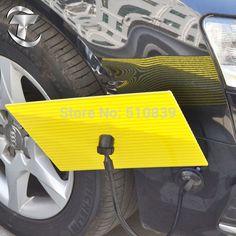 Auto Paintless Dent Repair Tools Line Light Board Car Scratch Reflector Holder