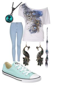 """Daughter of Hera"" by elli-jane-xox ❤ liked on Polyvore featuring Topshop and Converse"