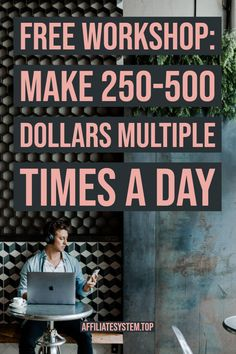 Affiliate Marketing Jobs, Marketing Program, Online Marketing, Earn Money Online, Online Jobs, Earning Money, Work From Home Business, Online Business, Tired Of Work