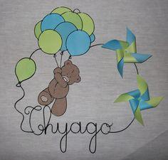 Prénom en fil de fer - prénoms et thème sur mesure : Autres bébé par gabaxel Baby Birth, Wire Crafts, Wire Art, Roll Ups, Iron, Names, Decorations, Time Out, Twine
