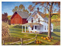 Inspiration and Crafts: Autumn Artist: John Sloane