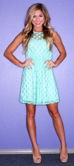 Just got a dress like this for $25@ PAC sun love the minty color so much!!!