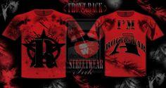 i'm a rockstar t-shirt designed by streetwear ink by ~StreetWearinc on deviantART